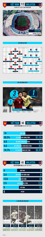 Viet Nam vs Malaysia: Tran chung ket lich su hinh anh 1