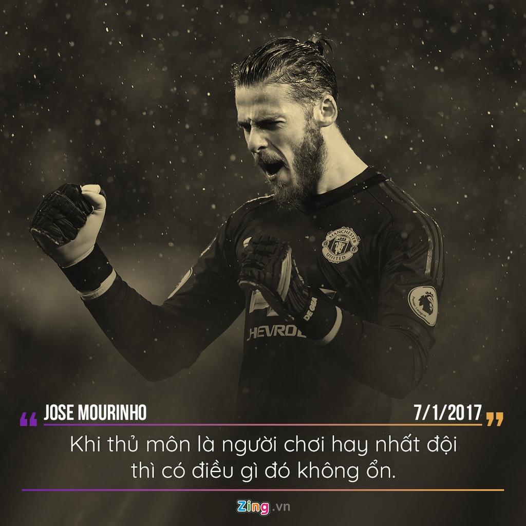 Mourinho va nhung phat bieu dang nho anh 2