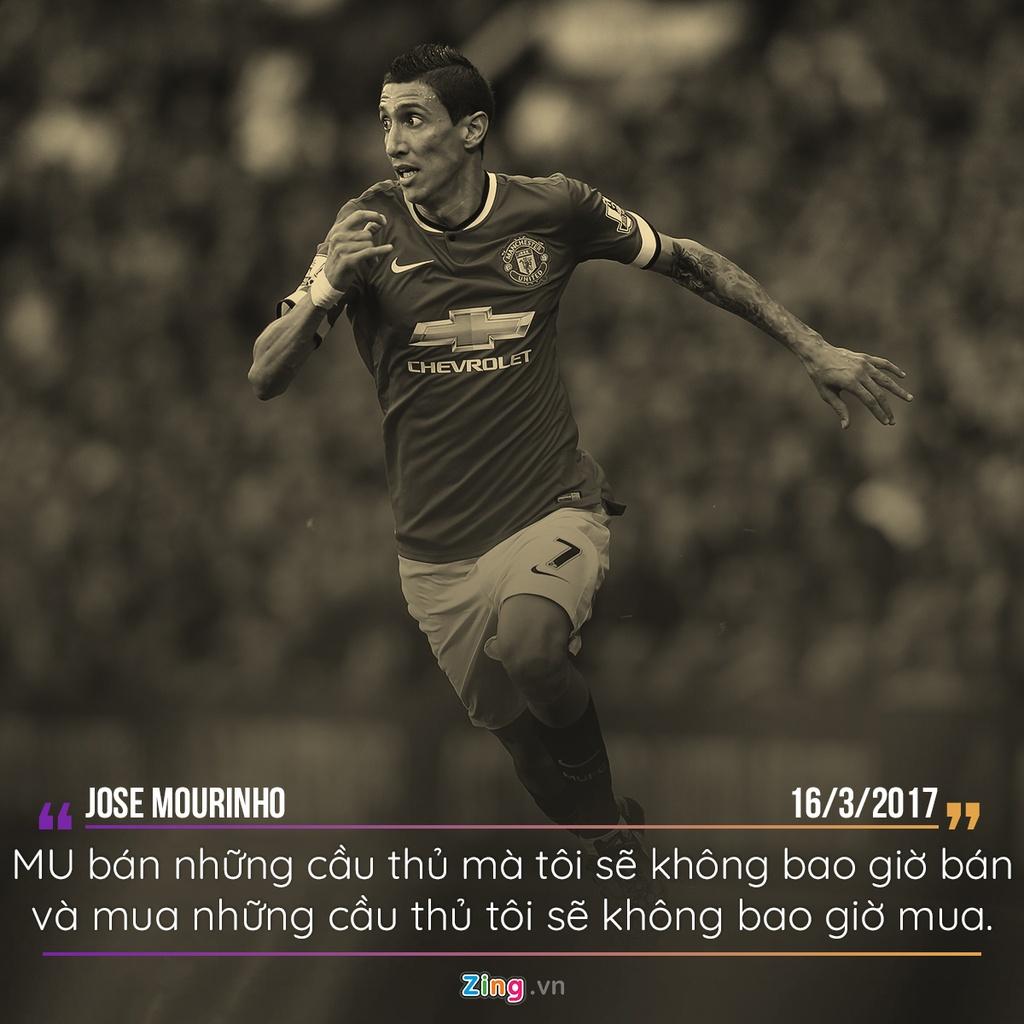 Mourinho va nhung phat bieu dang nho khi dan dat MU hinh anh 3