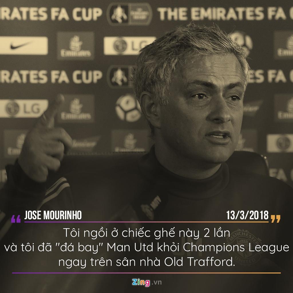 Mourinho va nhung phat bieu dang nho anh 4