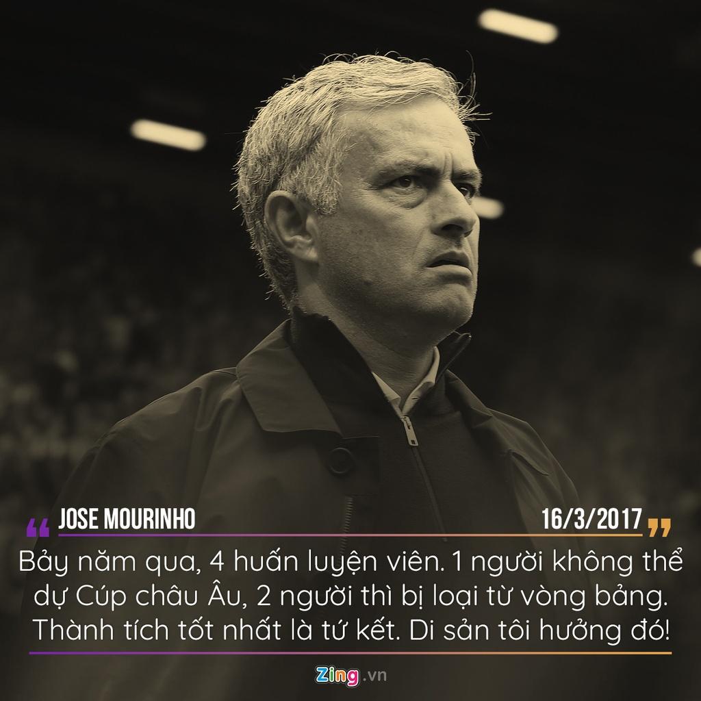 Mourinho va nhung phat bieu dang nho khi dan dat MU hinh anh 5