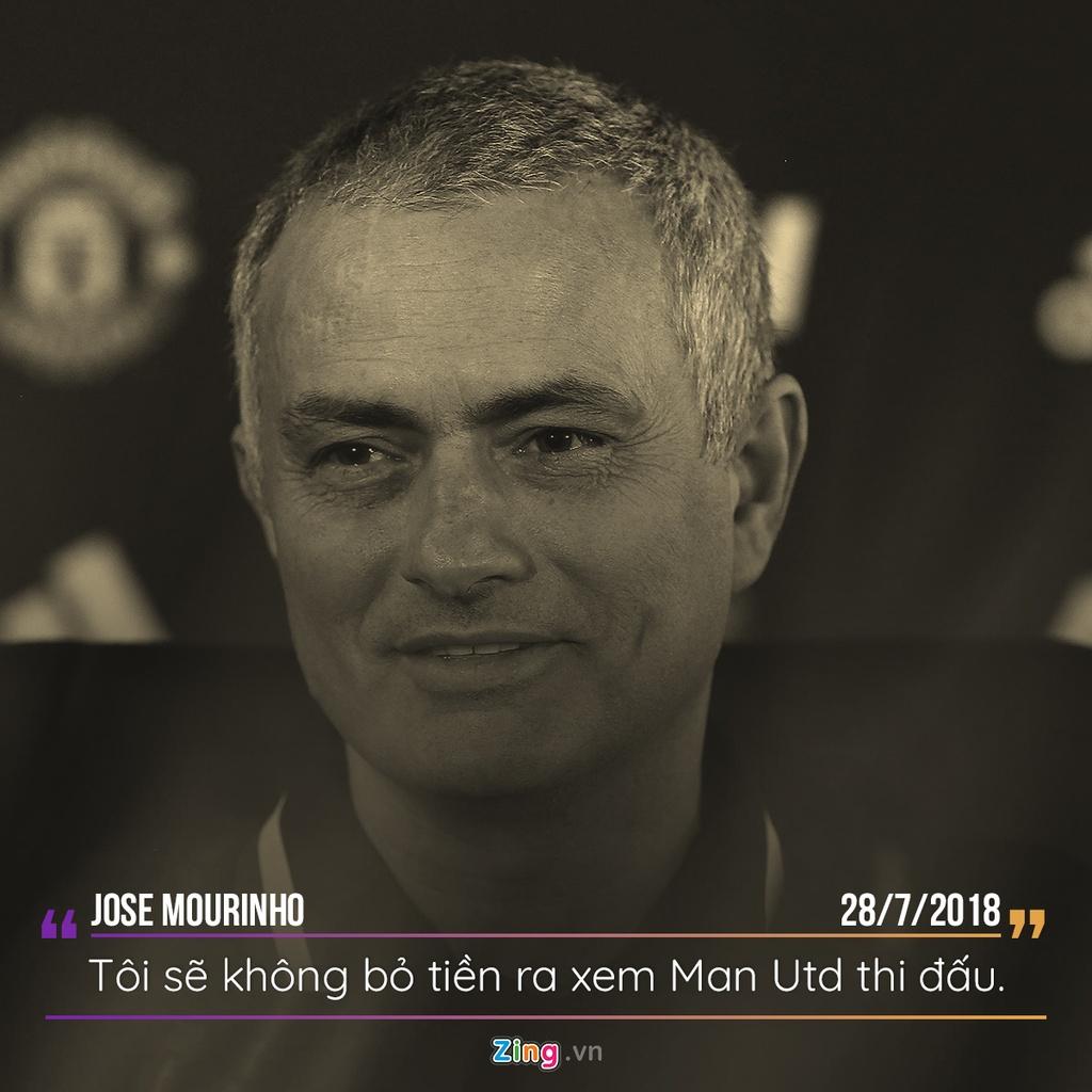 Mourinho va nhung phat bieu dang nho khi dan dat MU hinh anh 7