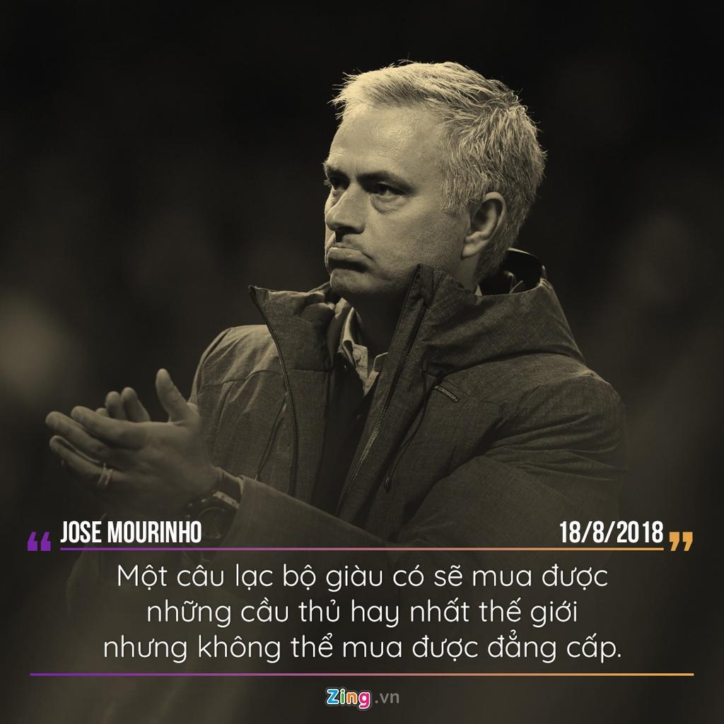 Mourinho va nhung phat bieu dang nho khi dan dat MU hinh anh 8
