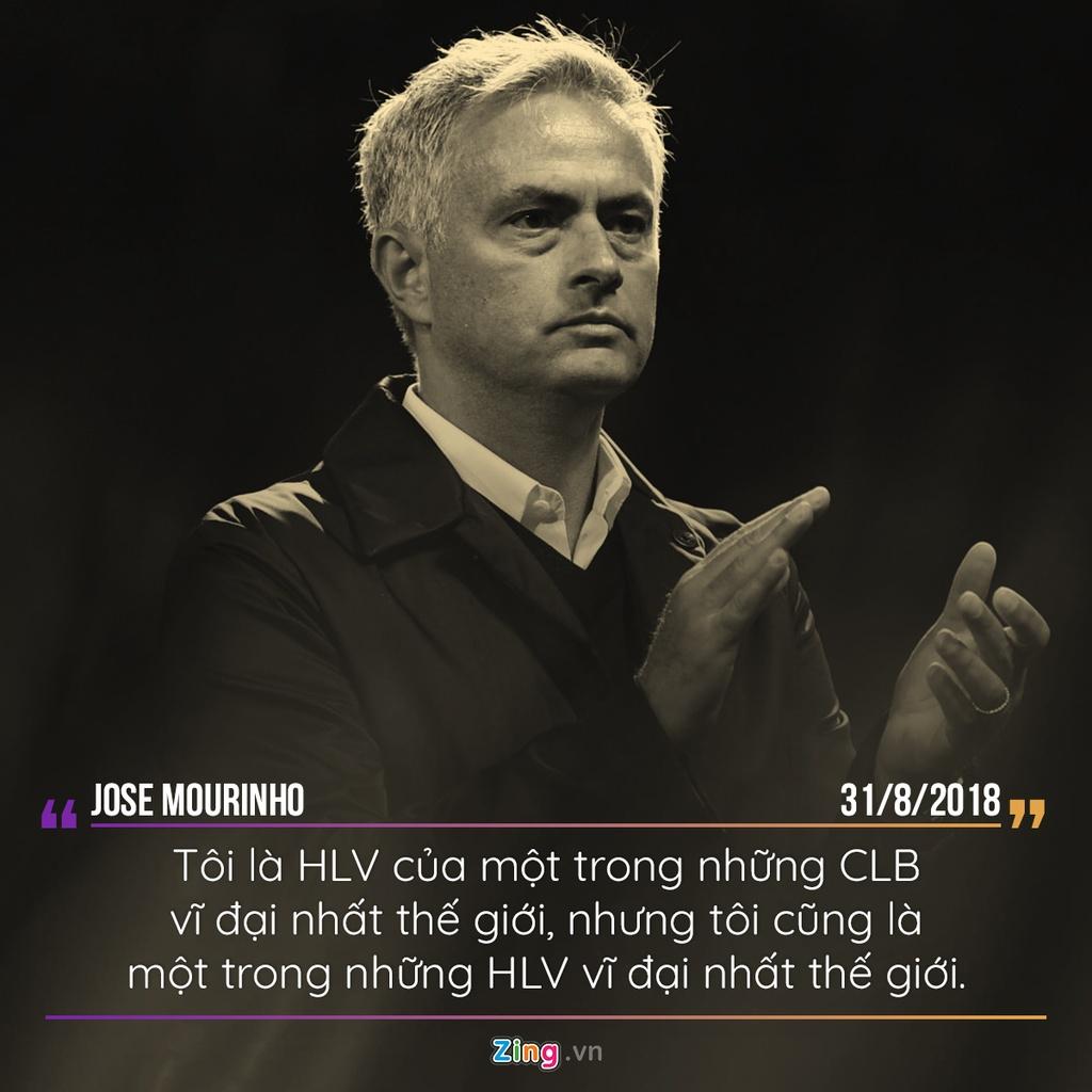 Mourinho va nhung phat bieu dang nho khi dan dat MU hinh anh 10