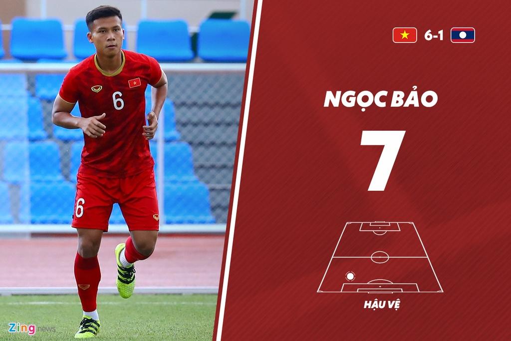 Tien Linh noi bat trong tran Viet Nam thang U22 Lao 6-1 hinh anh 4
