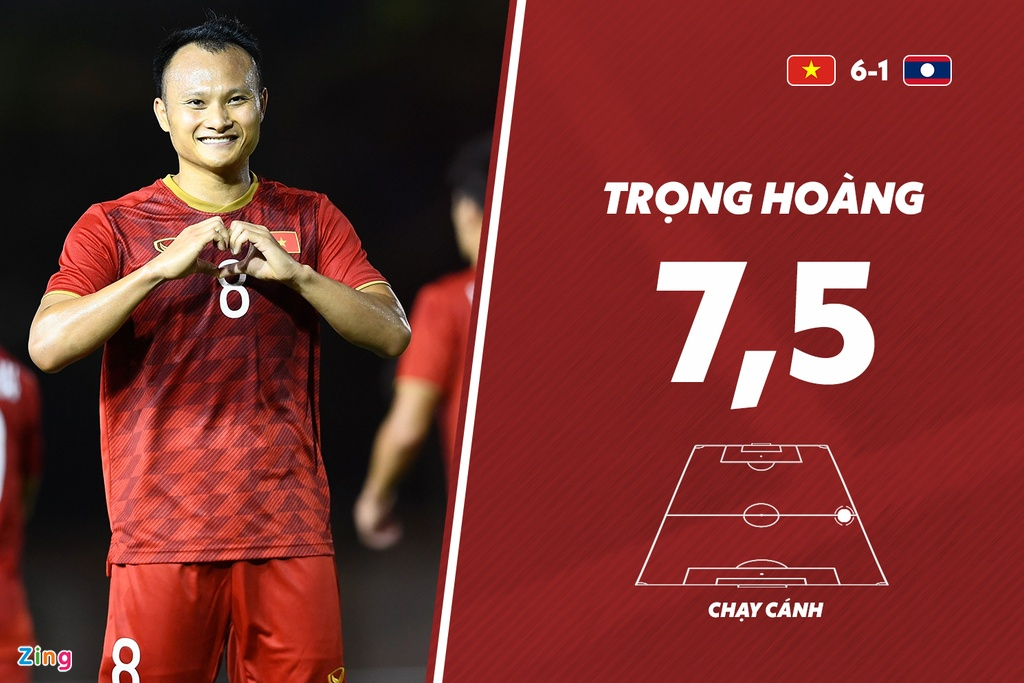Tien Linh noi bat trong tran Viet Nam thang U22 Lao 6-1 hinh anh 12