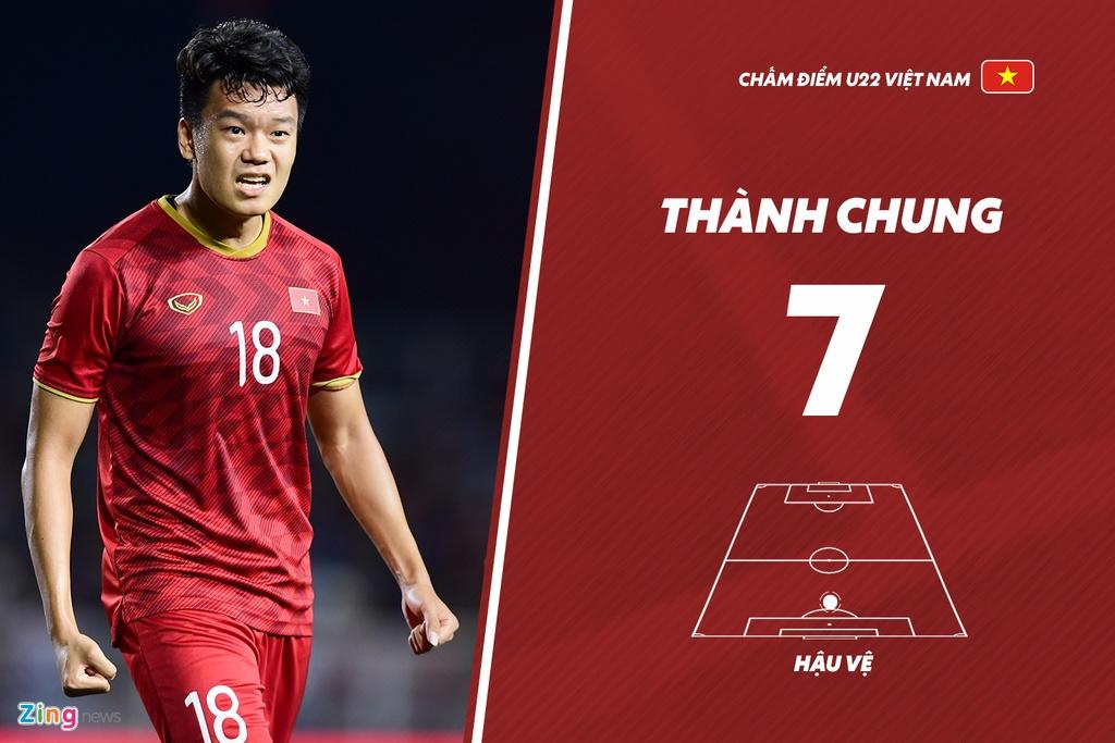 Cham diem U22 Viet Nam - Campuchia: Duc Chinh hay nhat hinh anh 3