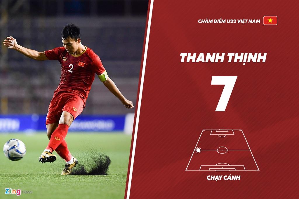 Cham diem U22 Viet Nam - Campuchia: Duc Chinh hay nhat hinh anh 6