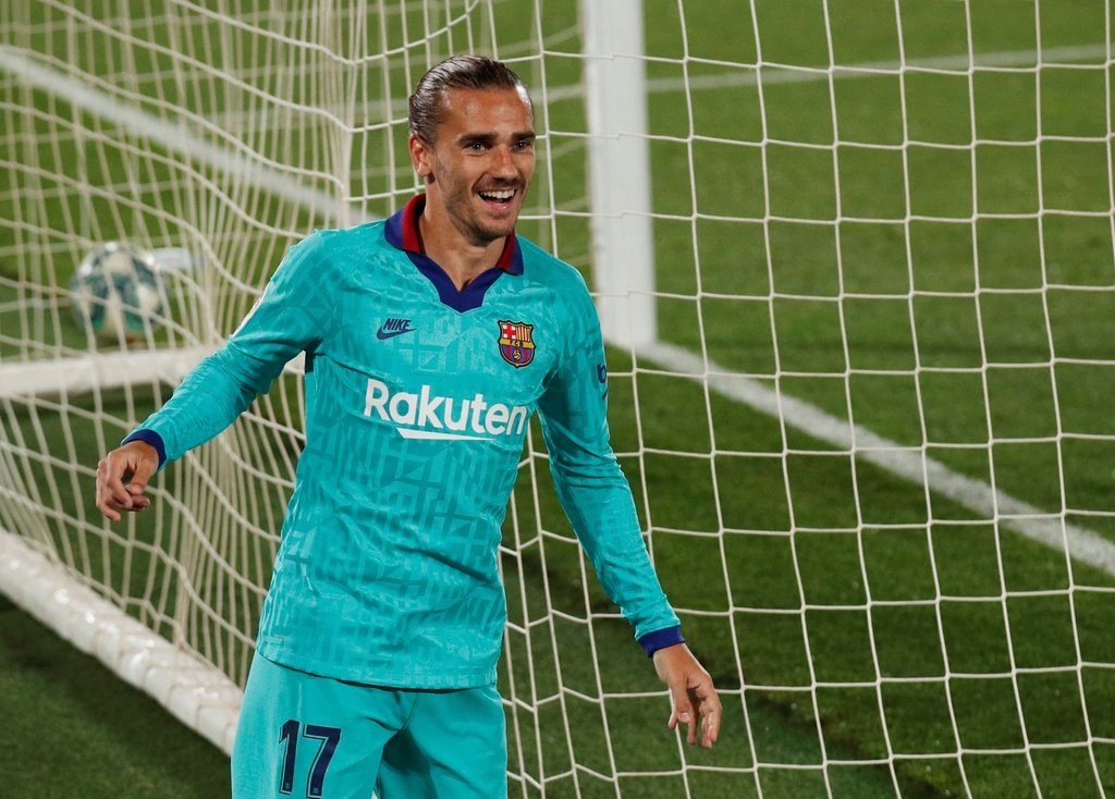 Barca vs Villarreal anh 1