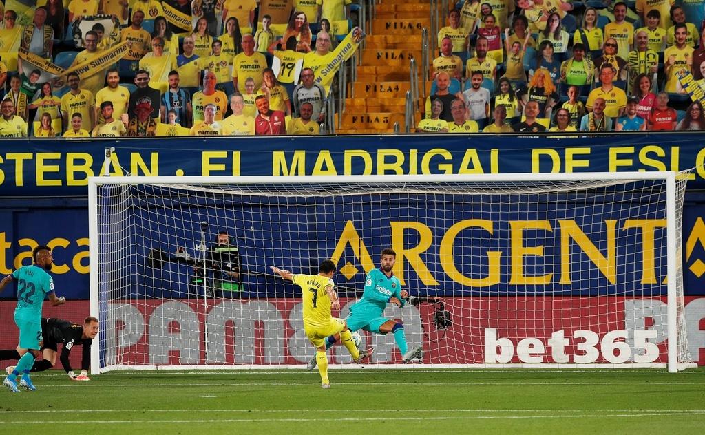 Barca vs Villarreal anh 3