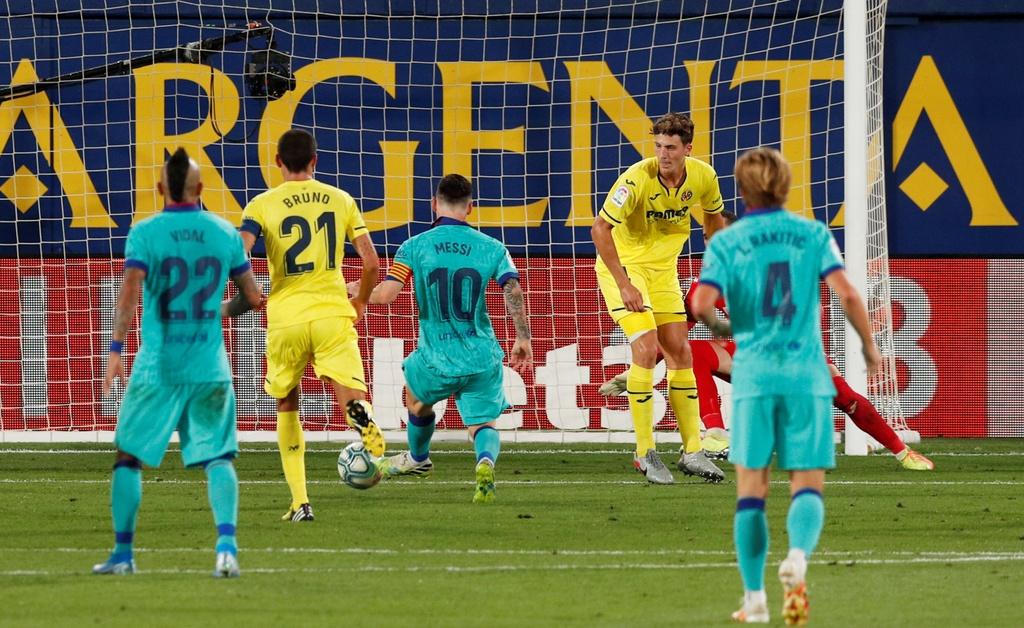 Barca vs Villarreal anh 9