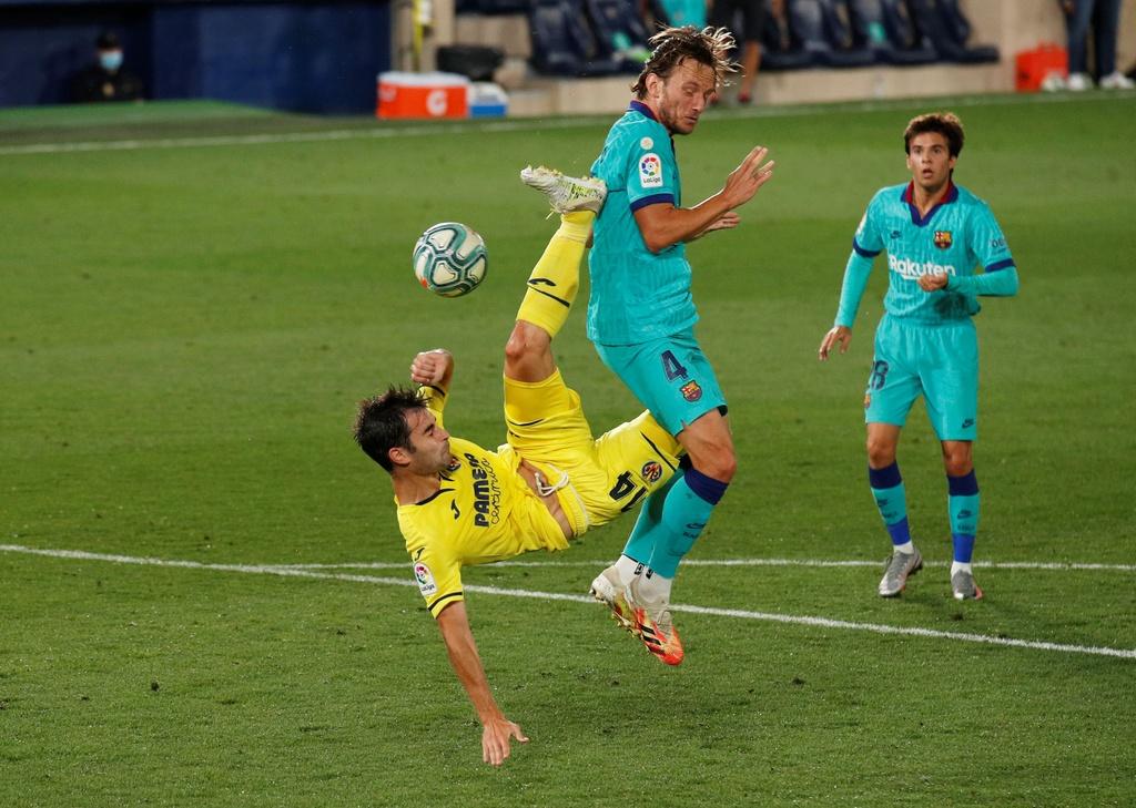 Barca vs Villarreal anh 11