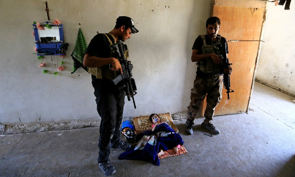 'Tre em IS': Nhung nan nhan bi ket an oan uc hinh anh 1