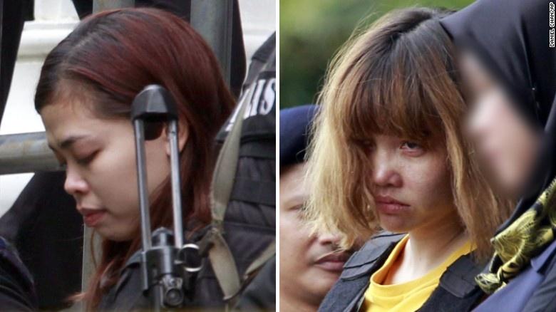Nghi an Kim Jong Nam: 'Con toi bi loi dung' hinh anh 2
