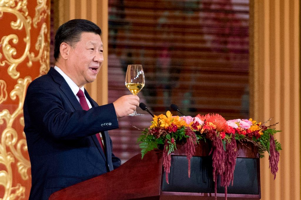 Tong thong Trump du quoc yen do Chu tich Tap thet dai hinh anh 3