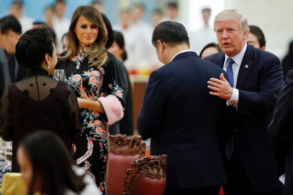 Tong thong Trump du quoc yen do Chu tich Tap thet dai hinh anh 5