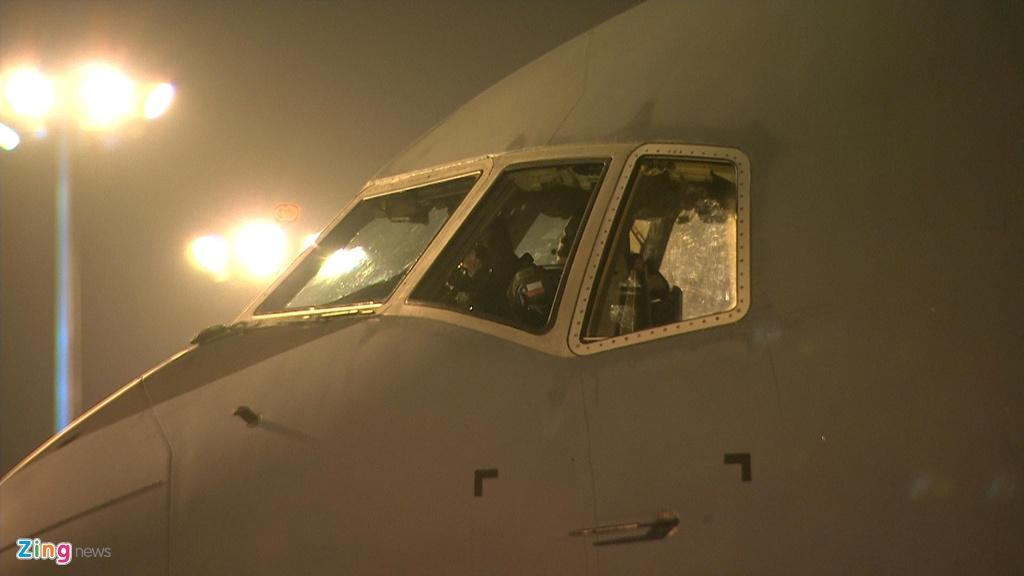 Thu tuong Shinzo Abe di Air Force One cua Nhat den Da Nang hinh anh 11