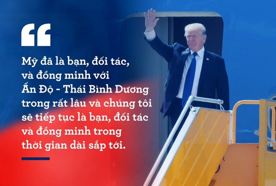 Trump tham Viet Nam anh 7