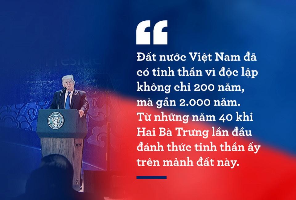 Trump tham Viet Nam anh 6