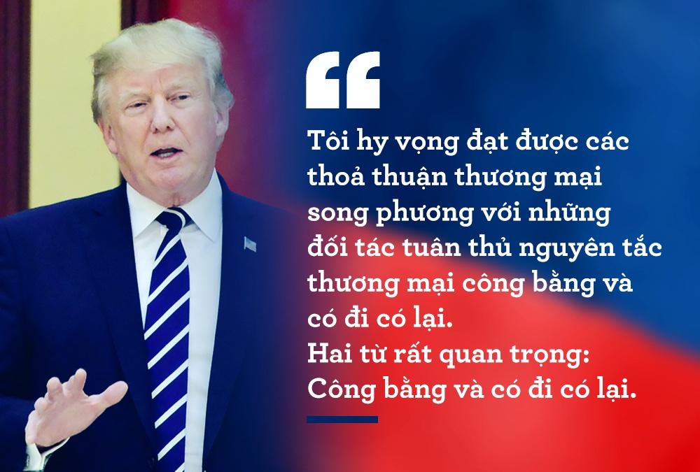 Trump tham Viet Nam anh 4