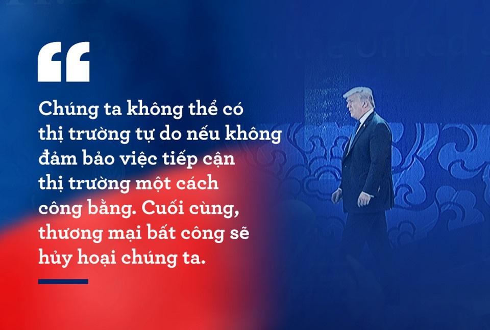 Trump tham Viet Nam anh 10