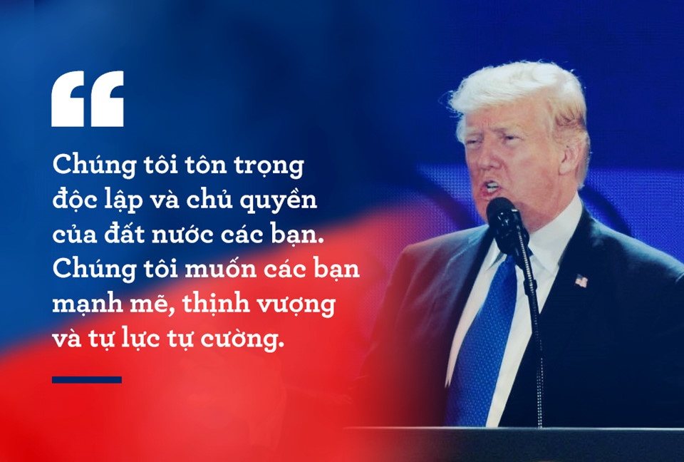 Trump tham Viet Nam anh 9