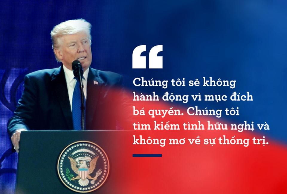 Trump tham Viet Nam anh 8