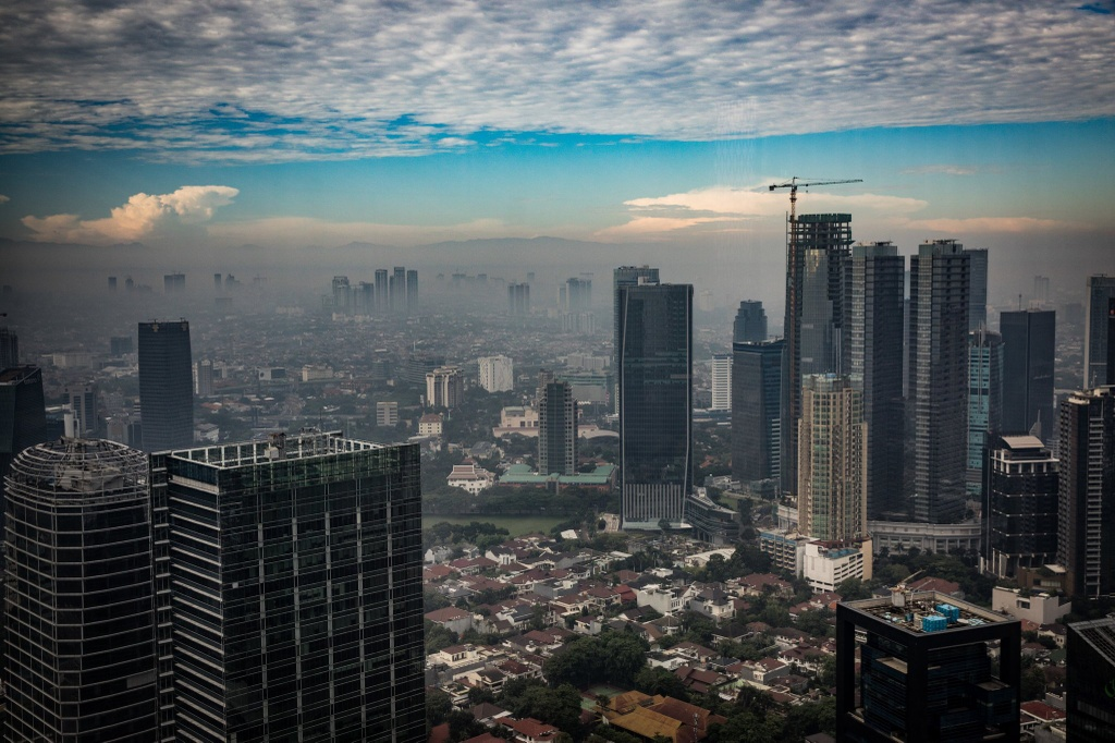 thu do Jakarta anh 1