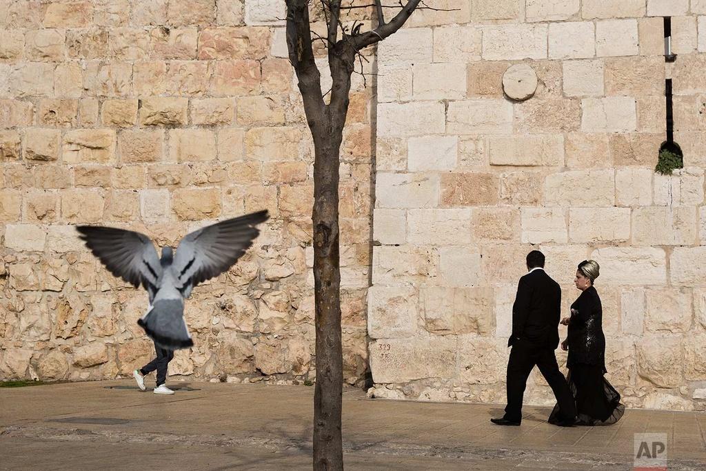 Nhung tuong thanh co dinh hinh cuoc song o dat thanh Jerusalem hinh anh 4