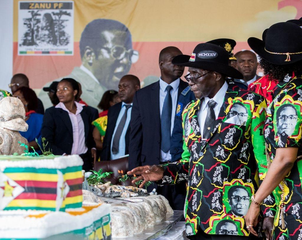 cuu tong thong Zimbabwe anh 8
