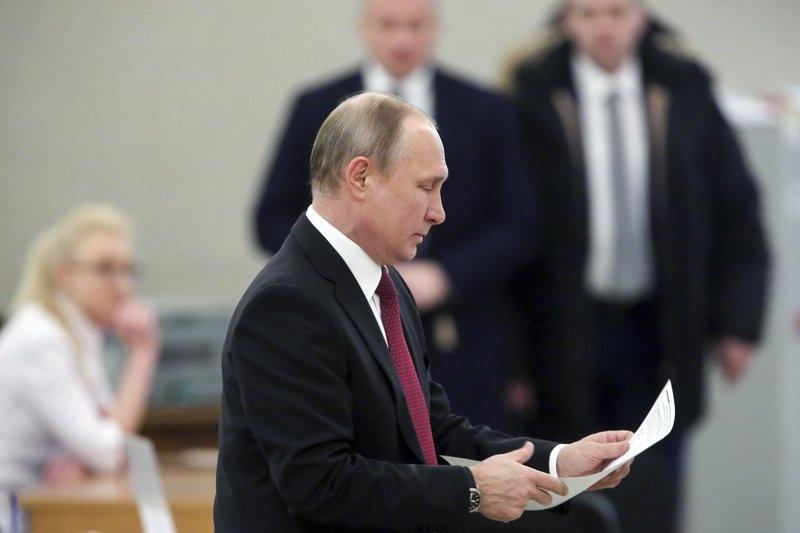 Tong thong Nga Putin anh 2