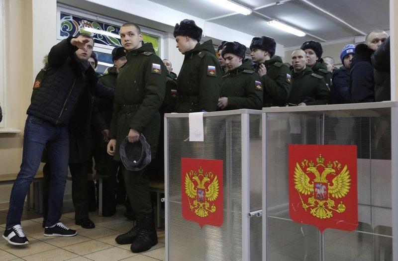 Tong thong Nga Putin anh 9