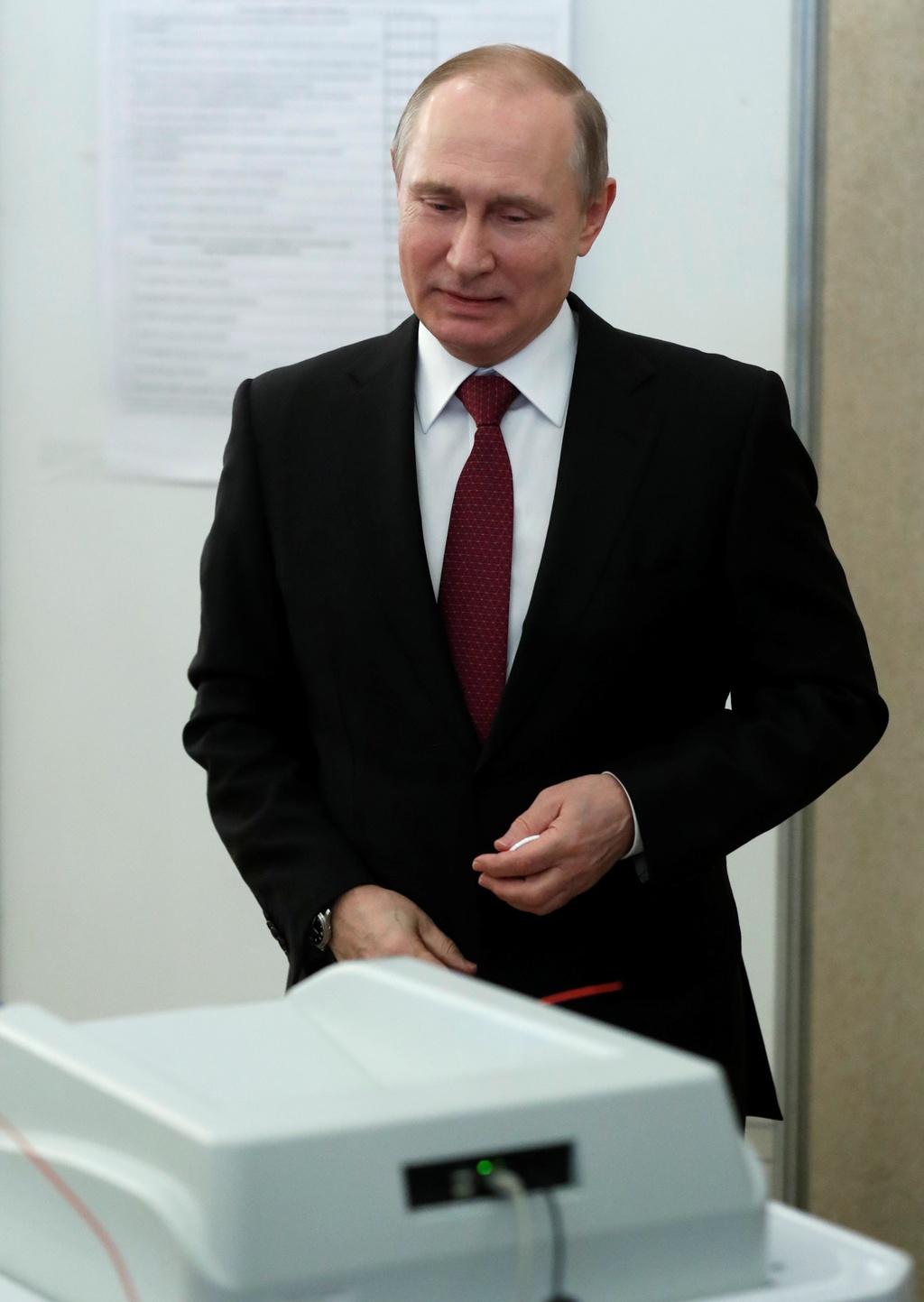 Tong thong Nga Putin anh 3
