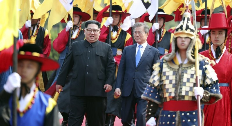 Mot Kim Jong Un rat khac nhin tu hoi nghi lien Trieu hinh anh 2