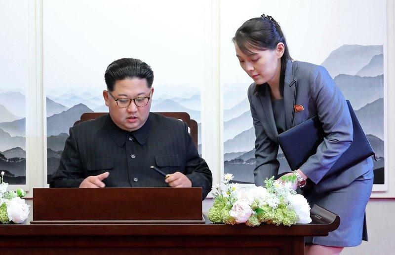 Mot Kim Jong Un rat khac nhin tu hoi nghi lien Trieu hinh anh 4