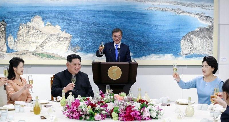 Mot Kim Jong Un rat khac nhin tu hoi nghi lien Trieu hinh anh 7