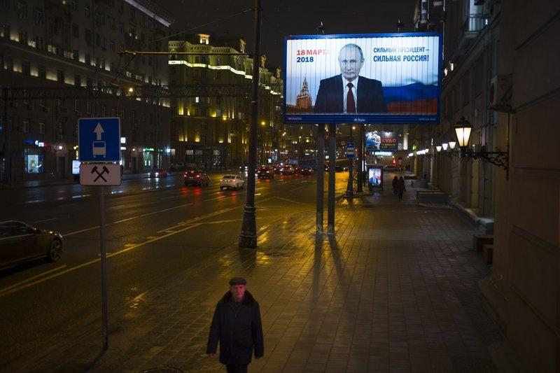 Hinh anh Tong thong Putin la bieu tuong trong cuoc song o Nga hinh anh 8