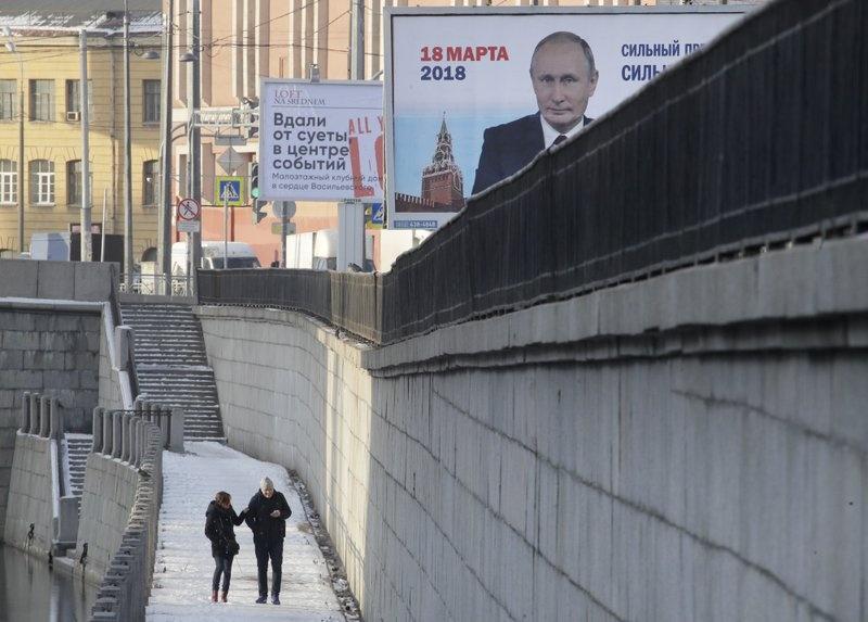 Hinh anh Tong thong Putin la bieu tuong trong cuoc song o Nga hinh anh 7