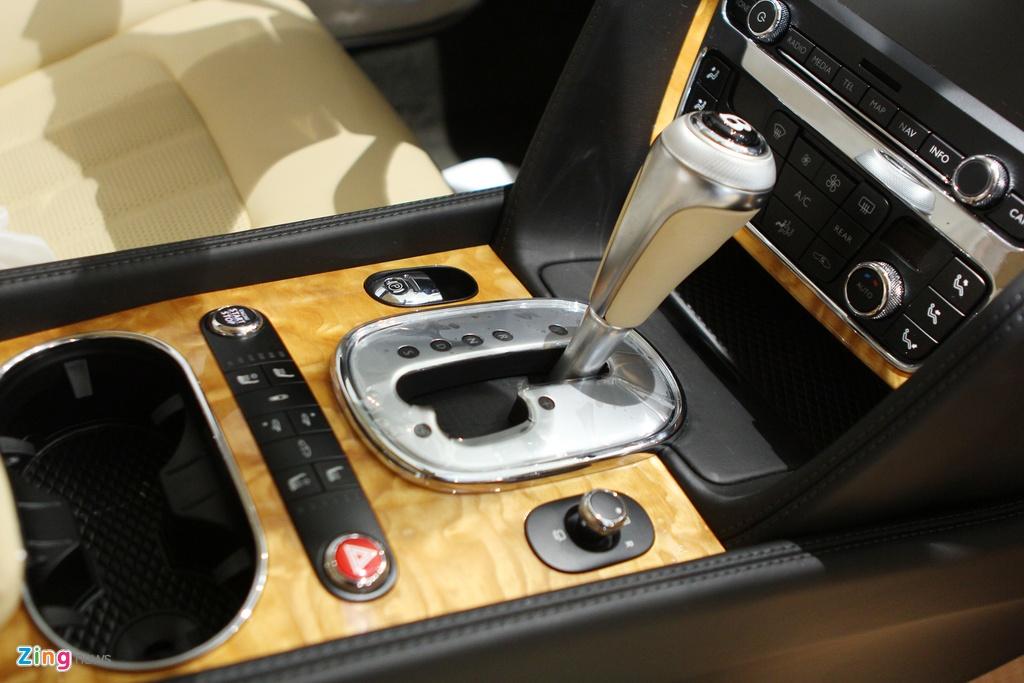 Bentley Continental GT V8 chinh hang gia gan 11,2 ty dong hinh anh 9