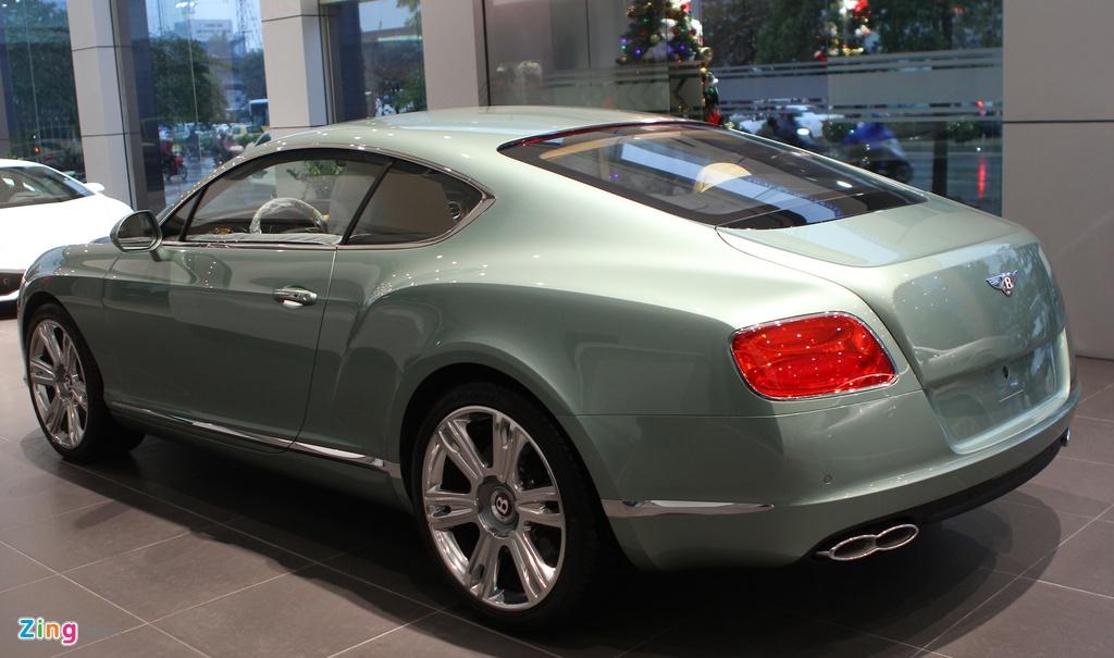 Bentley Continental GT V8 chinh hang gia gan 11,2 ty dong hinh anh 2