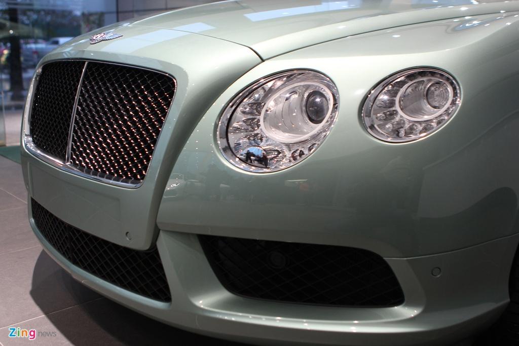 Bentley Continental GT V8 chinh hang gia gan 11,2 ty dong hinh anh 3
