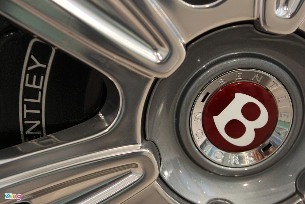 Bentley Continental GT V8 chinh hang gia gan 11,2 ty dong hinh anh 4