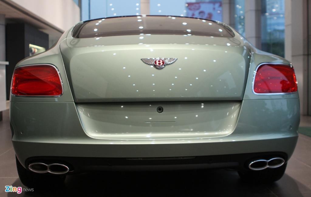 Bentley Continental GT V8 chinh hang gia gan 11,2 ty dong hinh anh 5