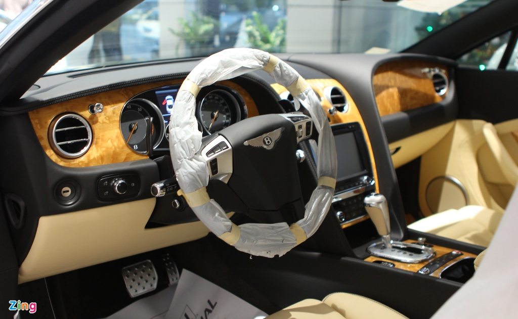 Bentley Continental GT V8 chinh hang gia gan 11,2 ty dong hinh anh 6