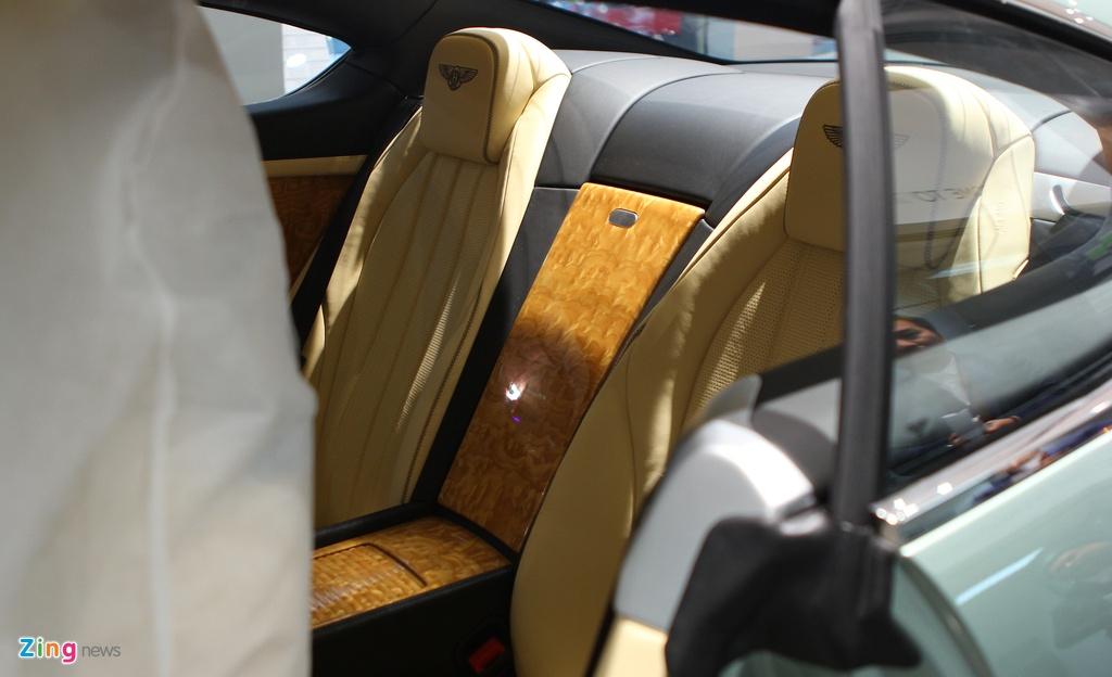 Bentley Continental GT V8 chinh hang gia gan 11,2 ty dong hinh anh 7