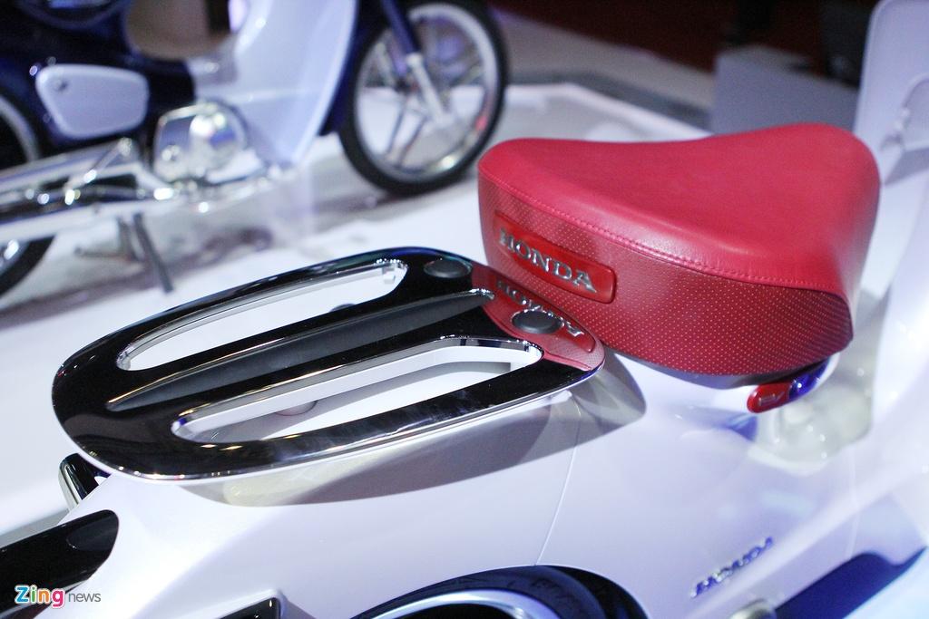 Chi tiet concept Honda EV-Cub chay dien vua ve Viet Nam hinh anh 6
