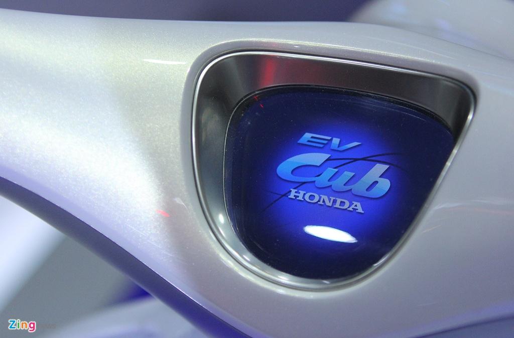 Chi tiet concept Honda EV-Cub chay dien vua ve Viet Nam hinh anh 9