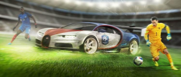 Sieu xe cua cac nuoc tham du Euro 2016 hinh anh 1