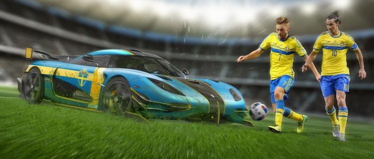 Sieu xe cua cac nuoc tham du Euro 2016 hinh anh 6