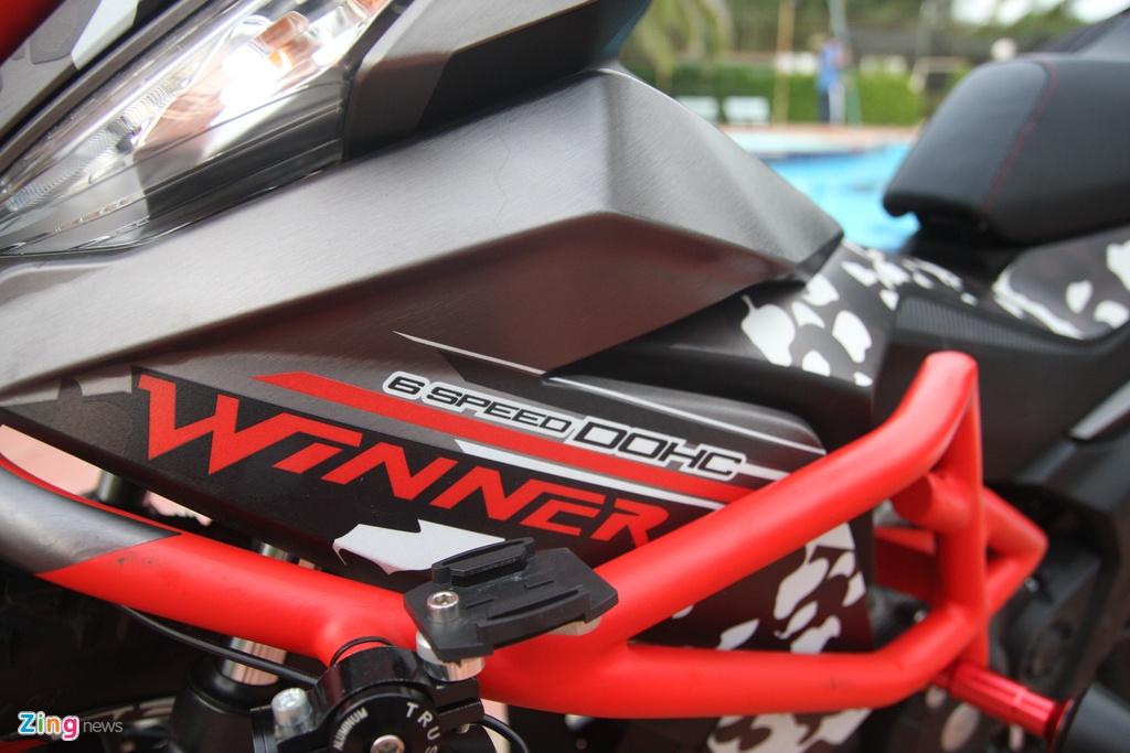Honda Winner 150 do phong cach duong truong hon 80 trieu hinh anh 9